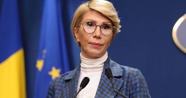 Raluca Turcan: Vor fi acordate stimulente pentru angajaţii care lucrează la recalcularea pensiilor