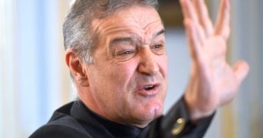 "Gigi Becali, nervos după eșecul cu Plzen: ""Parcă a uitat fotbalul"""