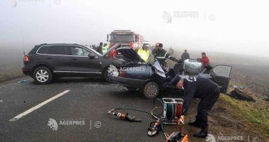 A decedat și al doilea copil aflat în mașina care a derapat pe DE 578