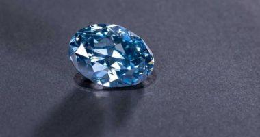 Un diamant albastru rar, de 20 de carate, descoperit în Botswana