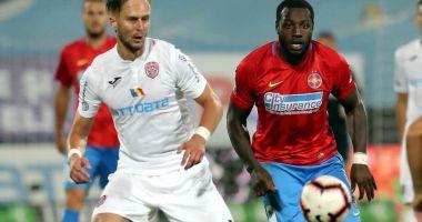 Meciul FCSB - CFR Cluj, amânat din cauza unui caz confirmat de Covid-19 în rândul CeFeriștilor