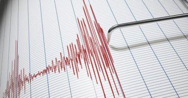 Două cutremure cu magnitudinea de peste 3 înregistrate luni, în mai puțin de o oră