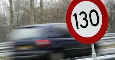 Șofer teribilist, prins pe autostradă! Iată cu ce viteză mergea tânărul de 24 de ani