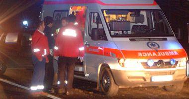 ACCIDENT RUTIER GRAV PE BULEVARDUL TOMIS, lângă Sala Sporturilor