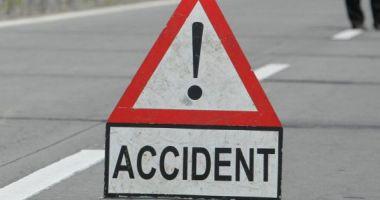 Grav accident rutier în județul Constanța! SUNT TREI VICTIME