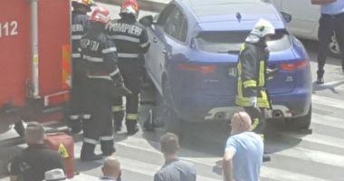 Accident cumplit! Un tânăr de 33 de ani, care traversa pe trecerea de pietoni, a fost lovit mortal