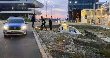 VIDEO / Accident grav, la Constanţa