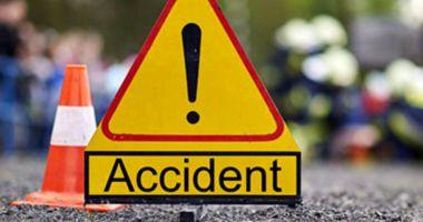 Cinci răniți după ce o șoferiță nu s-a asigurat la virajul la stânga