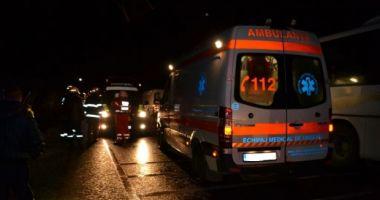 Grav accident rutier pe DN 19. Un bărbat a decedat!