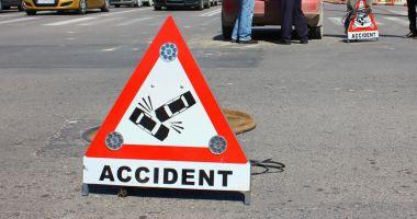 Accident rutier la Constanța! Cum s-a petrecut incidentul