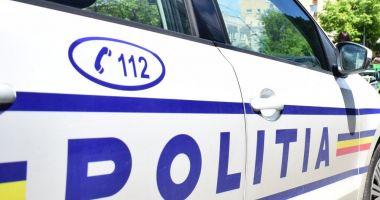 Accident rutier cu trei maşini la intrare în Constanţa