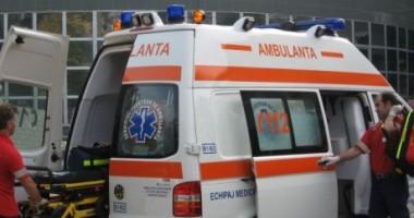 Bătrân lovit de o mașină pe bulevardul Aurel Vlaicu