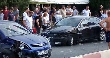 Accident rutier în Mamaia, soldat cu o victimă