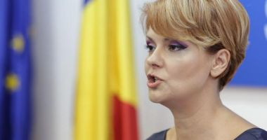 Olguța Vasilescu: De mâine nu vom mai avea ministru la Transporturi. Vom avea un minister blocat