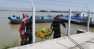 FOTO. TRAGEDIE. A fost găsit și cadavrul celei de a doua surori, dispărute în Dunăre!