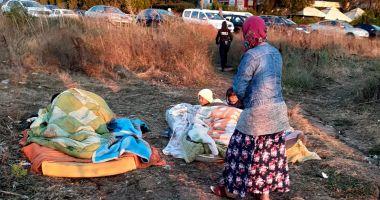 Adăposturi improvizate, dezafectate de polițiștii locali constănțeni