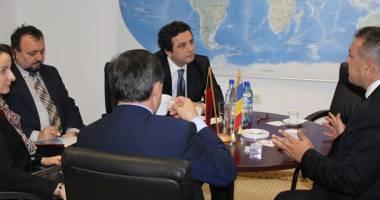 Albania vrea curent electric din România