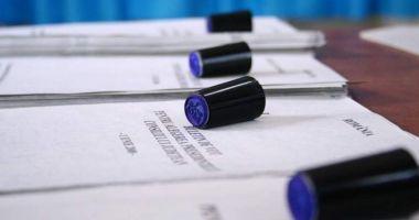 Perioada electorală aferentă alegerilor locale începe de miercuri