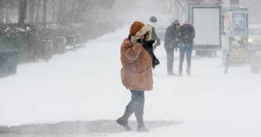 Cod galben de ninsori și viscol! Ce spun meteorologii despre zonele vizate