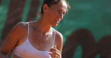 Tenis / Alexandra Cadanțu a abandonat în optimi la Braunschweig
