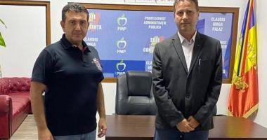 Alexandru Ioniţă este noul preşedinte PMP Cumpăna