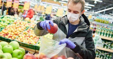 OMS: Coronavirusul NU se transmite prin alimente