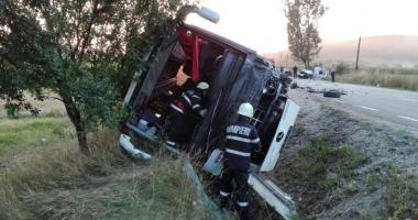 GRAV ACCIDENT DE AUTOCAR! OPT VICTIME!