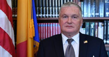 Anunţ important al ambasadorului SUA la Bucureşti