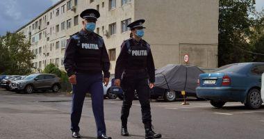 Poliţiştii au dat sâmbătă amenzi în valoare de peste 1,1 milioane de lei