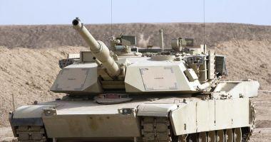 Tancuri, elicoptere, infanteriști! Americanii trimit trupe la Mihail Kogălniceanu