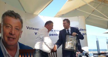 Anton Traian Antoniadis și-a lansat candidatura la Primăria Constanța