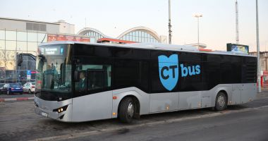 Autobuzele școlare nu mai circulă pe timpul vacanței elevilor