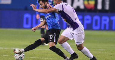 Fotbal / FC Viitorul, remiză smulsă in extremis cu FC Argeş