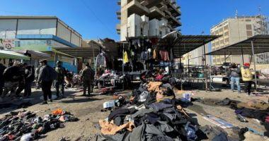 Gruparea Stat Islamic a revendicat dublul atac sinucigaş de la Bagdad