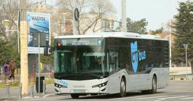 CT BUS schimbă traseul autobuzelor 44 şi 51