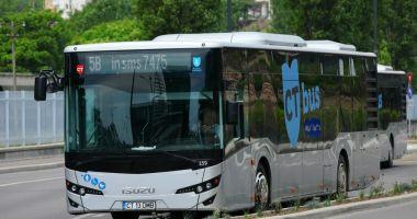 Atenţie, constănţeni! Autobuzele de pe linia 5B circulă deviat, timp de trei zile