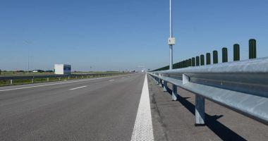 Atenţie, şoferi! Se reiau lucrările de reparații pe sectorul de beton al Autostrăzii Soarelui