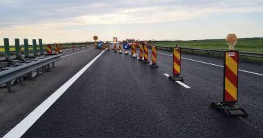 Atenție, șoferi! Restricții pe Autostrada Soarelui