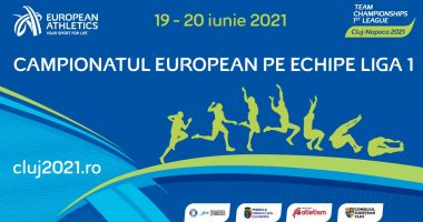 Atletism / Week-end cu emoţii! Campionatul European, în premieră în România