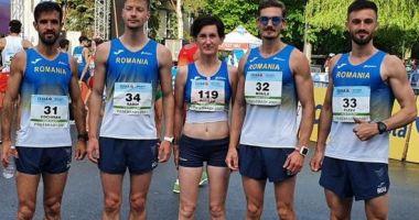 Atletism / Un loc şase pentru România la Europenele de marş. Cocioran se îndreaptă spre JO