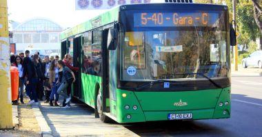 Călătoriți cu autobuzul 5-40? Atenție! Traseul liniei va fi deviat!