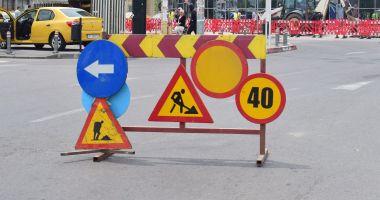 Atenție, constănțeni! Trafic restircționat pe bulevardul Mamaia
