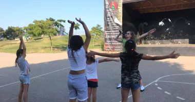 Aventura Hip Hip Zbumzzi continuă în parcurile din Constanța