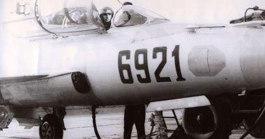 O poveste de acum fix 32 de ani! Catapultare din vrie cu MiG-21UM