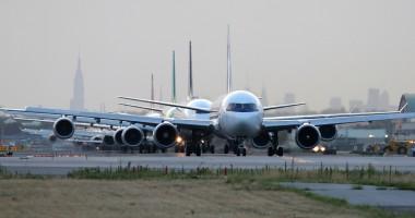 Zboruri anulate la New York din cauza apropierii unei noi furtuni