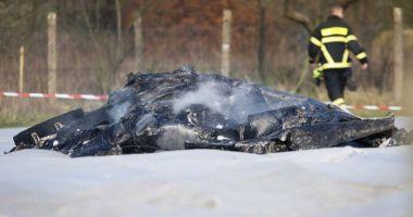 Avion prăbușit în Germania! Niciun supraviețuitor