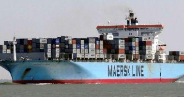 56 de nave și-au anunțat sosirea în porturile maritime românești