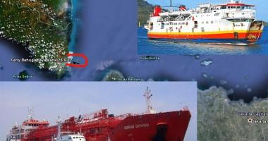 Un ferry-boat s-a scufundat în urma coliziunii cu un LPG. Opt persoane și-au pierdut viața