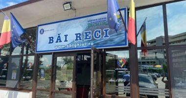 Băile Reci de la Techirghiol, deschise de luni, 10 mai
