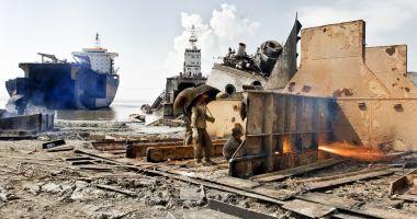 Bangladesh își menține poziția de lider în dezasamblarea navelor